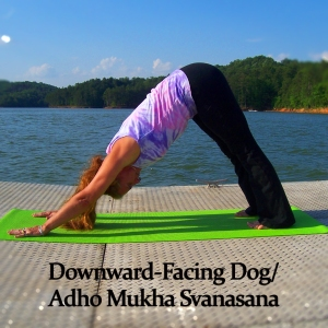 Downward Facing Dog, Adho Mukha Svanasana, Poses, Asanas |