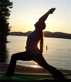 """Valerie in the Sunset 